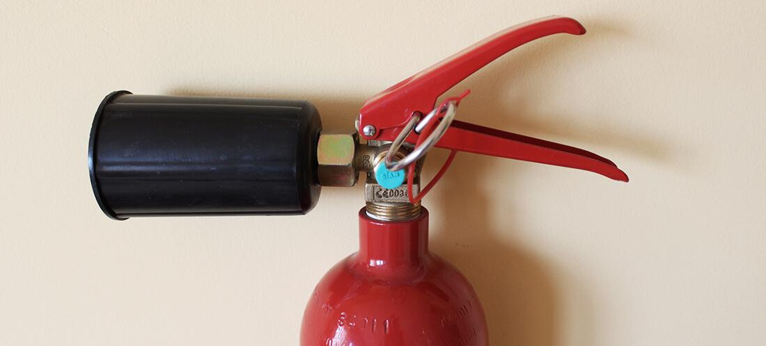 Tűzoltó készülék hitelesítése