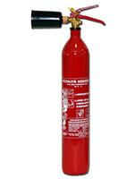 Szén-dioxiddal oltó tűzoltó készülék - 2kg