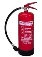 Habbal oltó tűzoltó készülék - 6l