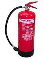 Habbal oltó tűzoltó készülék - 9l