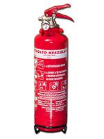 Porral oltó tűzoltó készülék - 1kg