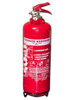 Porral oltó tűzoltó készülék - 2kg