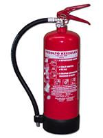 Porral oltó tűzoltó készülék - 4kg
